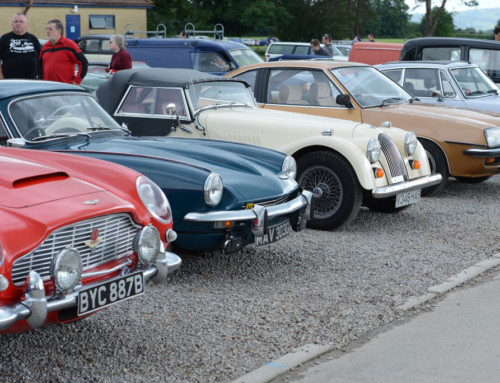 Five Reasons to attend the Great Western Classic Car Show