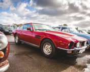 Great Western Classic Car Show Aston Martin V8