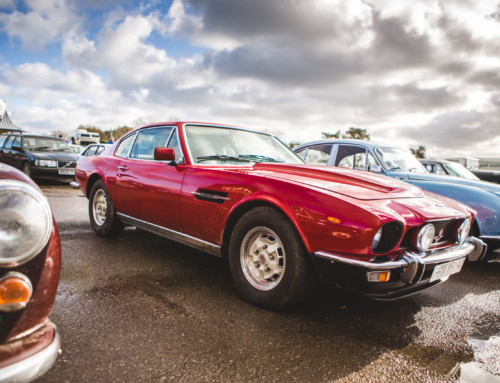 Chevettes and Shell Suits Take Centre Stage at Great Western Classic Car Show