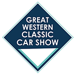 Great Western Classic Car Show Logo